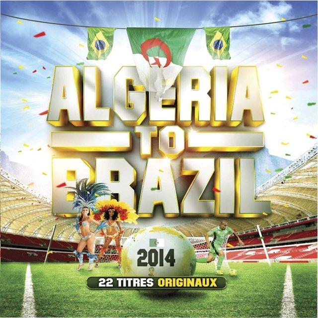 Algeria to Brazil (22 titres originaux)