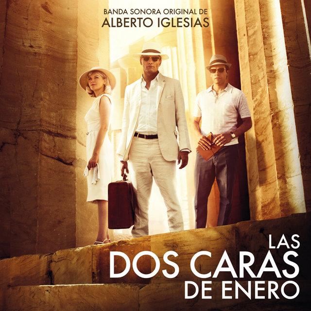 Couverture de Las Dos Caras de Enero (Banda Sonora Originale)