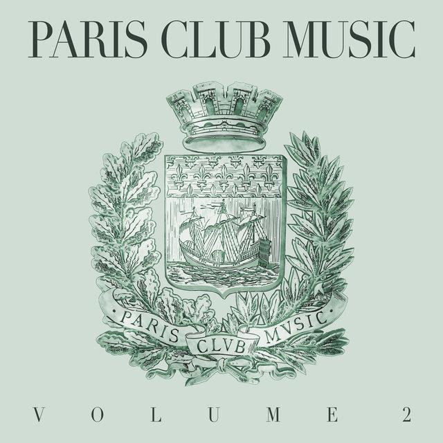 Couverture de Paris Club Music, Vol. 2