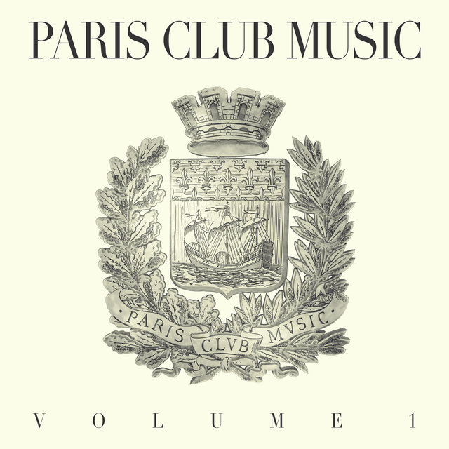 Couverture de Paris Club Music, Vol. 1