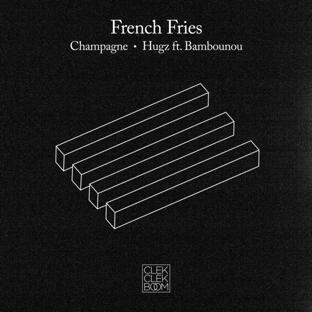 Couverture de Champagne / Hugz (feat. Bambounou) - Single
