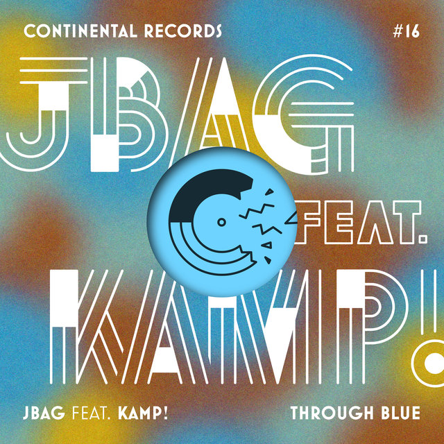 Through Blue (feat. Kamp!) - EP