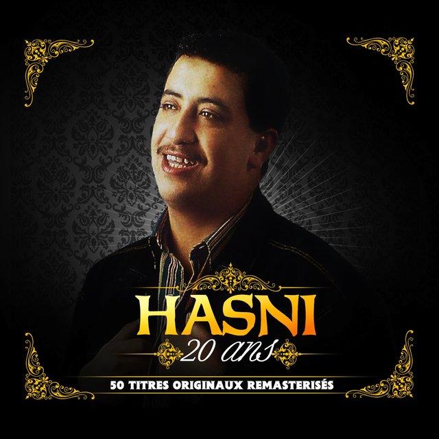 Hasni, 20 ans - 50 titres originaux remasterisés