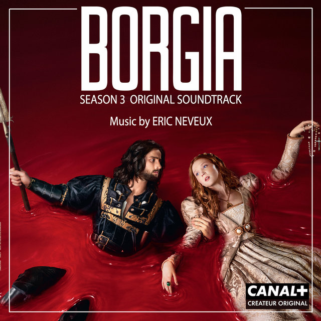 Couverture de Borgia Season 3 (Original Soundtrack from the TV Series)