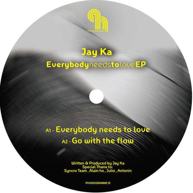 Everybody Needs to Love - EP