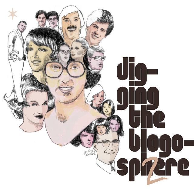Couverture de Digging the Blogosphere, Vol. 2