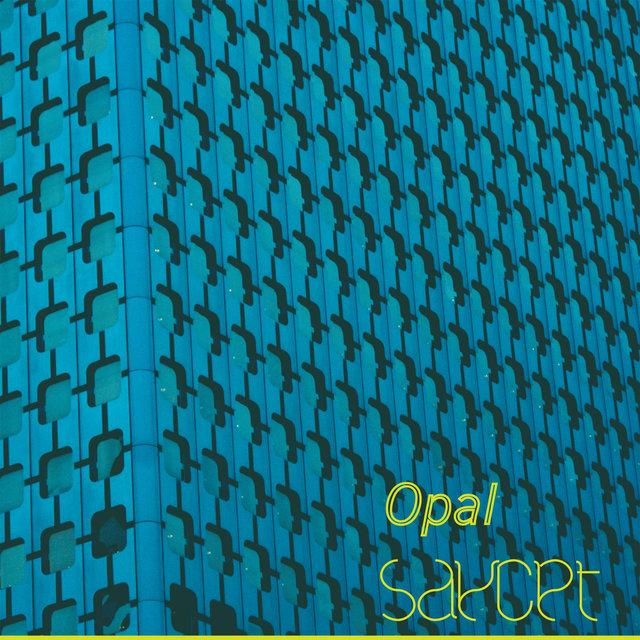 Couverture de Opal - EP
