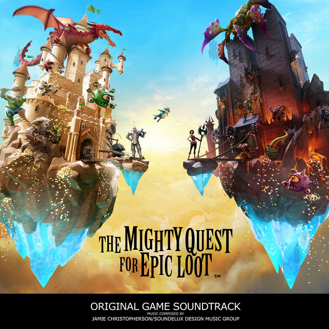 The Mighty Quest for Epic Loot (Original Game Soundtrack)
