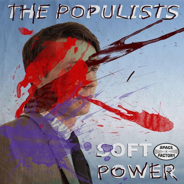 Couverture de Soft Power - EP