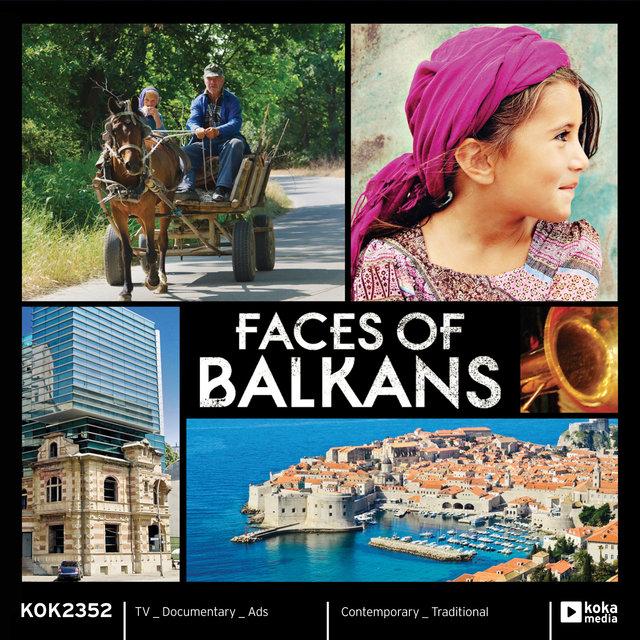 Faces of Balkans