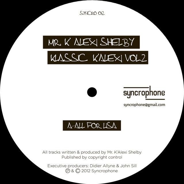 Klassic K'Alexi, Vol. 2 - Single