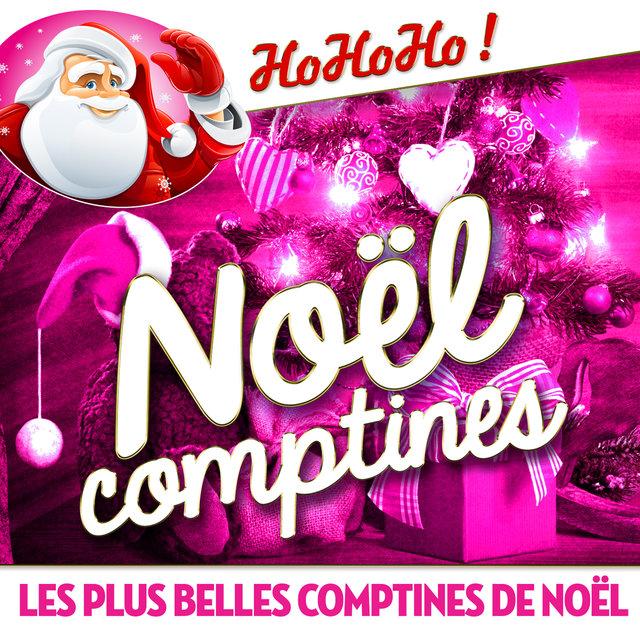 Couverture de Noël en comptines - Les plus belles comptines de Noël