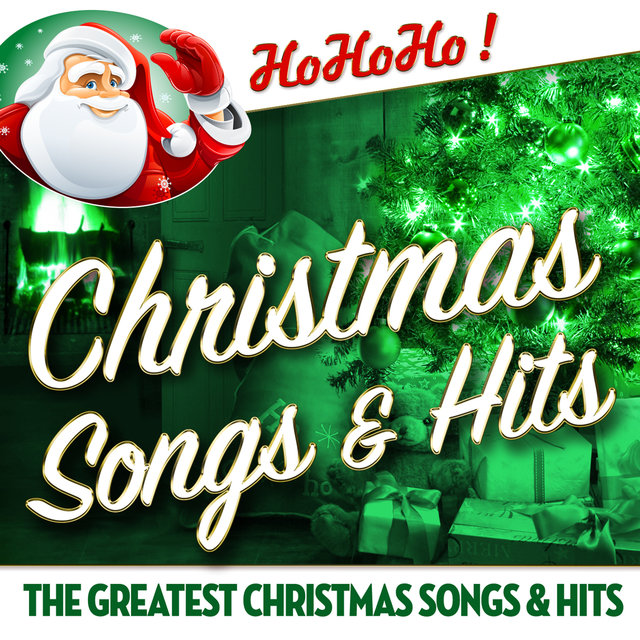 Couverture de Christmas Songs & Hits - The Greatest 50 Christmas Songs & Hits