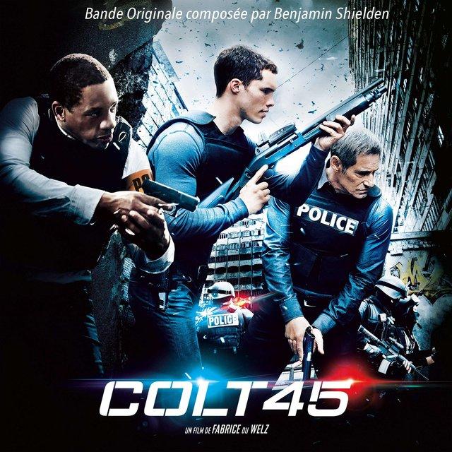 Colt 45 (Bande originale du film)
