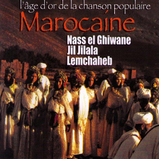 L'âge d'or de la chanson populaire marocaine