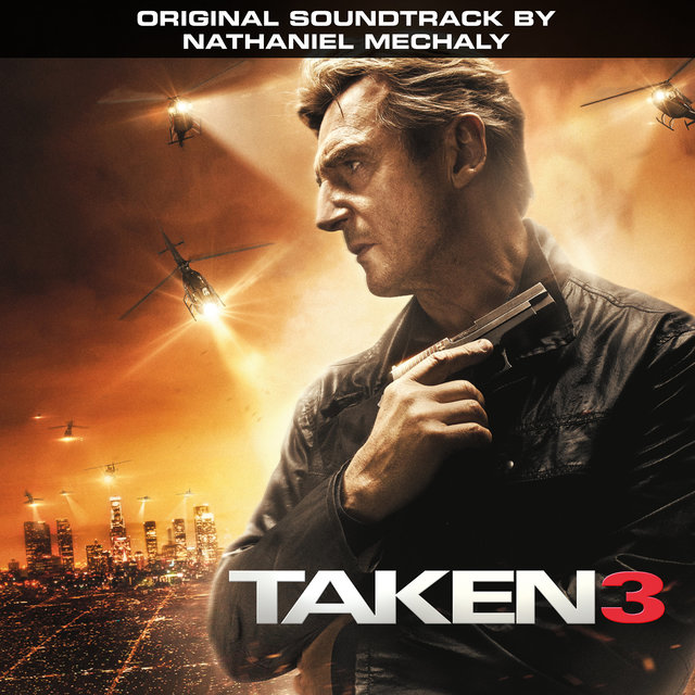 Taken 3 (Bande originale du film)