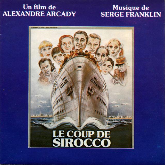 Le coup de Sirocco (Bande originale du film)