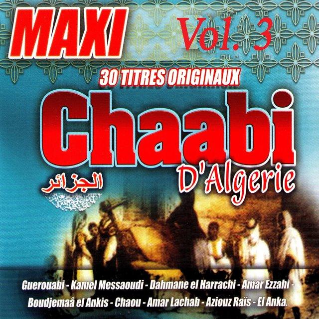 Maxi Chaabi d'Algérie, Vol. 3