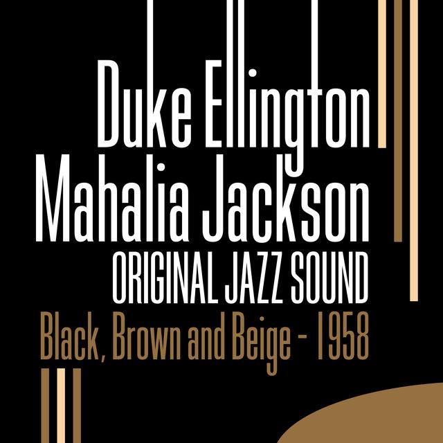 Couverture de Original Jazz Sound: Black, Brown and Beige