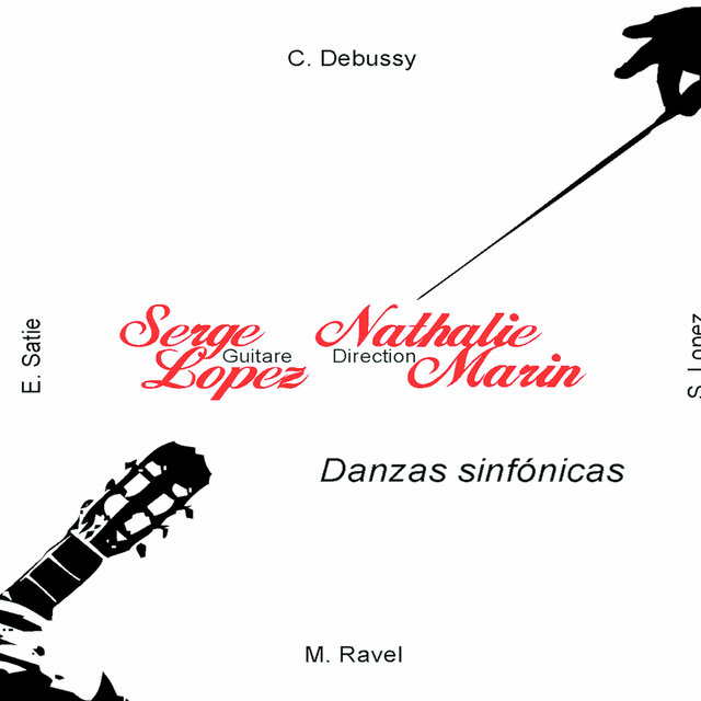 Couverture de Danzas Sinfónicas