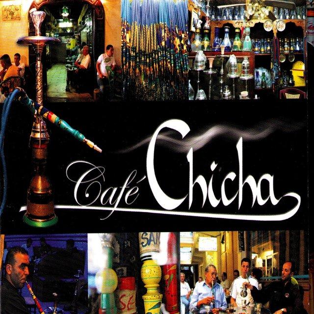 Couverture de Café Chicha