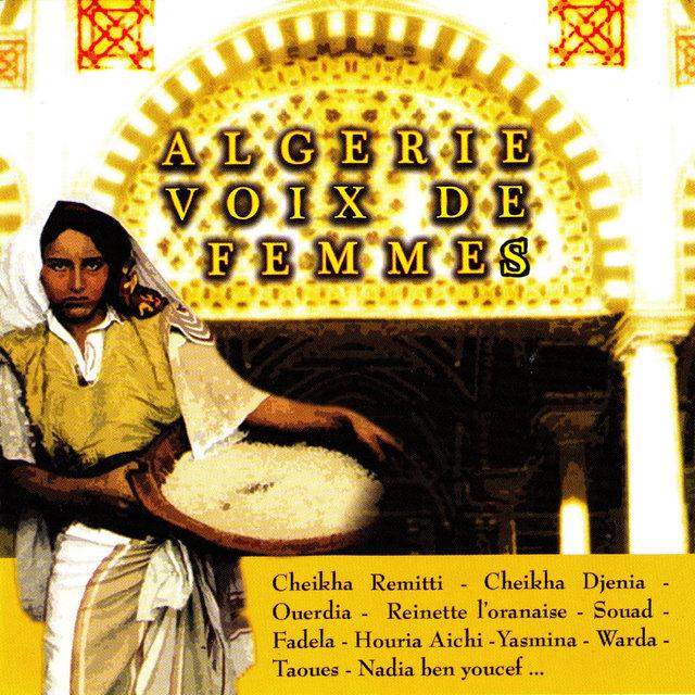 Couverture de Algérie, voix de femmes