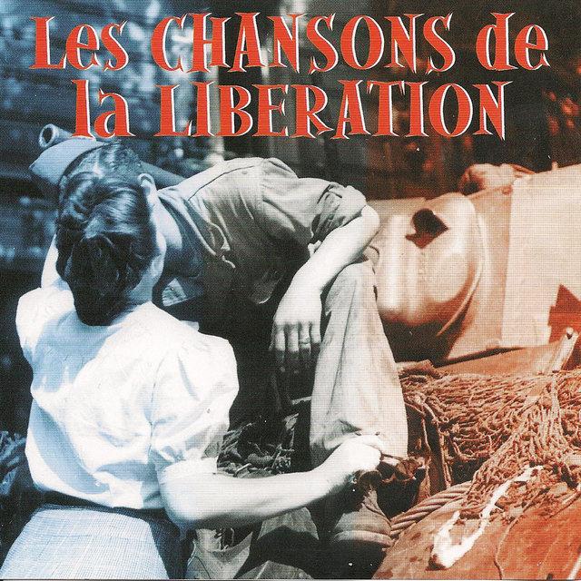 Couverture de Les chansons de la Libération