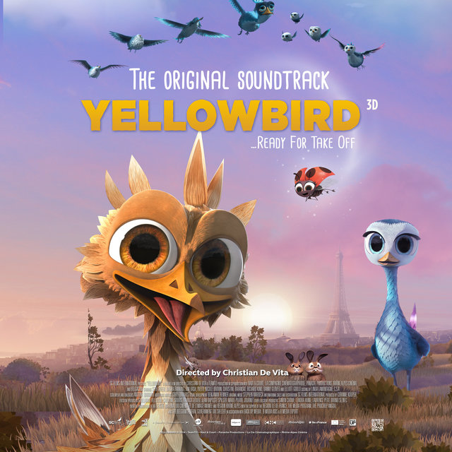 Couverture de Yellowbird (Original Motion Picture Soundtrack)