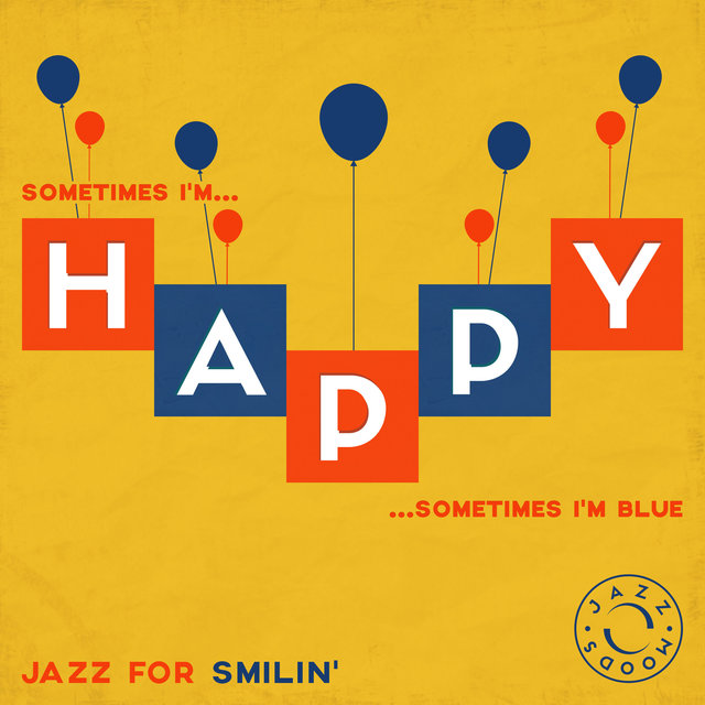Couverture de Happy – The Best of Jazz for Smilin'