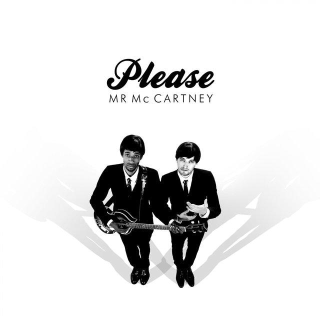 Couverture de Mr Mc Cartney - Single