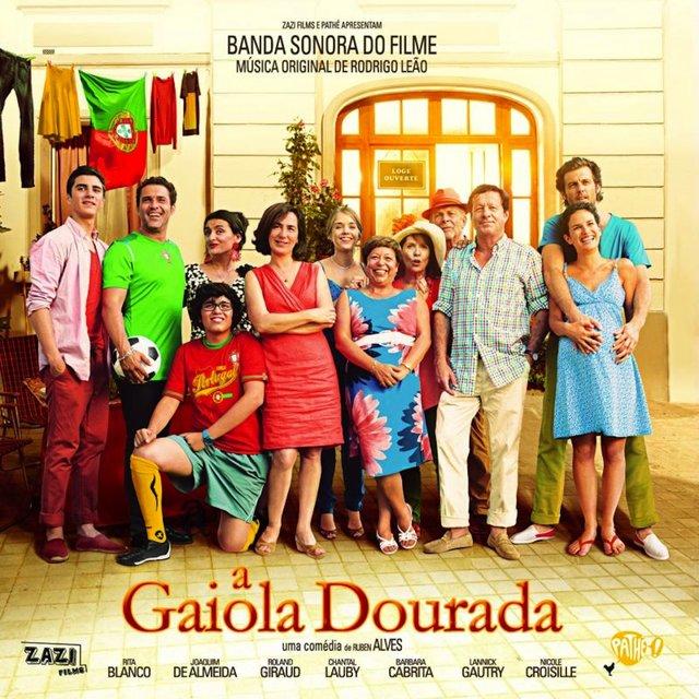 Couverture de A Gaiola Dourada (Banda Sonora Original)