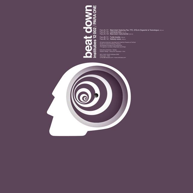Couverture de Beat Down - EP