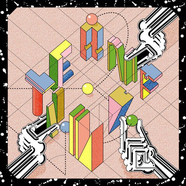 Couverture de Infinite - EP