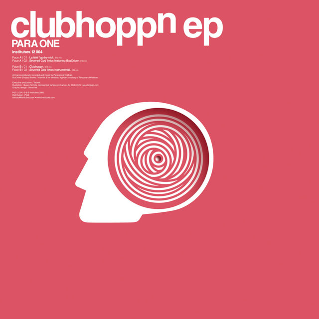 Clubhoppn - EP