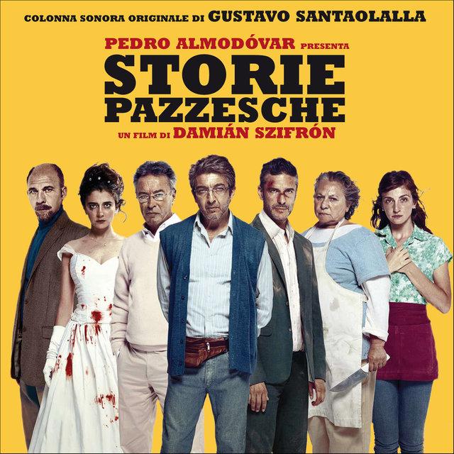 Storie Pazzesche (Colonna sonora originale)