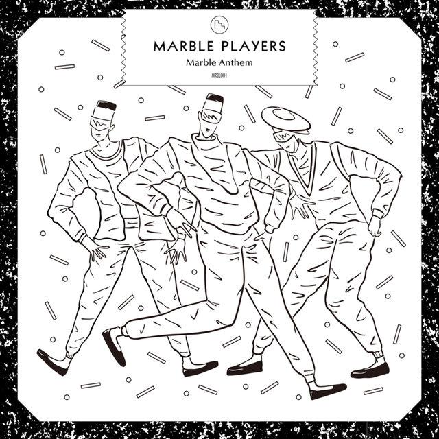 Couverture de Marble Anthem - Single