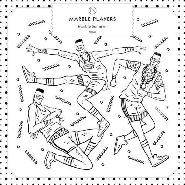 Couverture de Marble Summer - EP