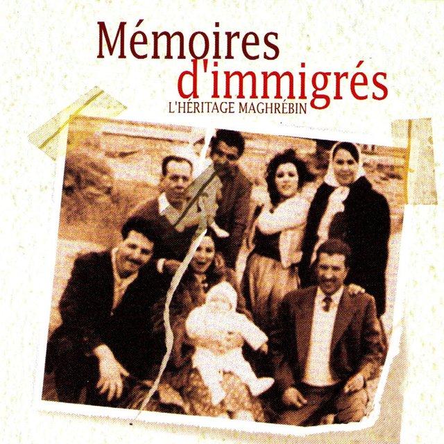 Couverture de Mémoires d'immigrés (L'héritage maghrébin)