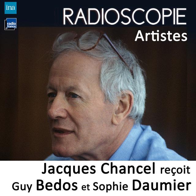 Radioscopie (Artistes): Jacques Chancel reçoit Guy Bedos et Sophie Daumier