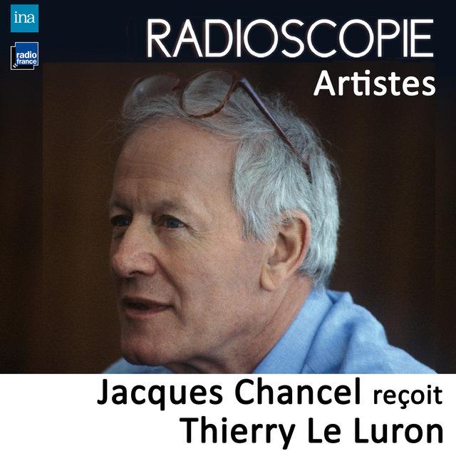 Radioscopie (Artistes): Jacques Chancel reçoit Thierry Le Luron