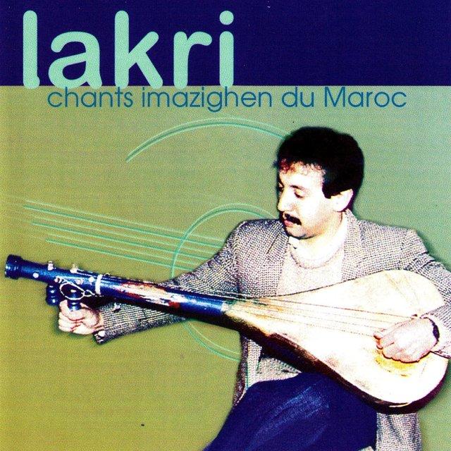 Couverture de Chants imazighen du Maroc