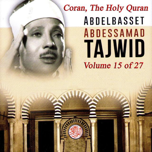 Tajwid: The Holy Quran, Vol. 15