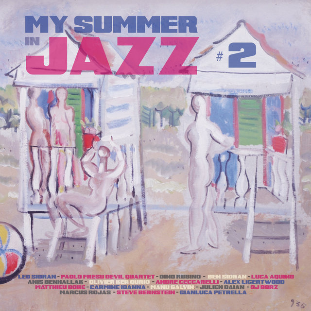 My Summer in Jazz, Vol. 2