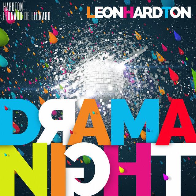Couverture de LeonHard Ton Presents Drama Night - EP