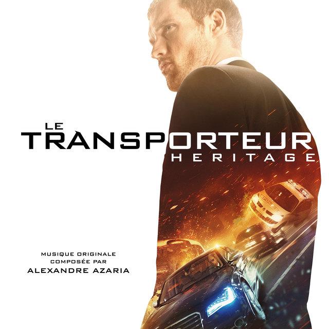 Couverture de Le Transporteur Heritage (Bande originale du film)