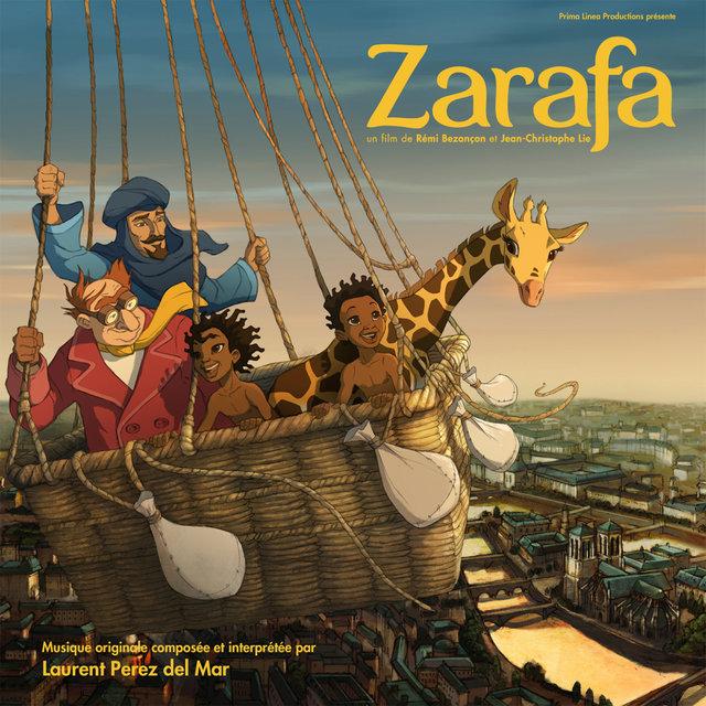 Zarafa (Bande originale du film)