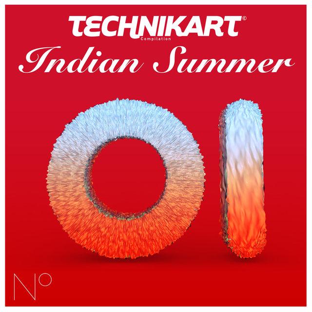 Couverture de Technikart 01 - Indian Summer