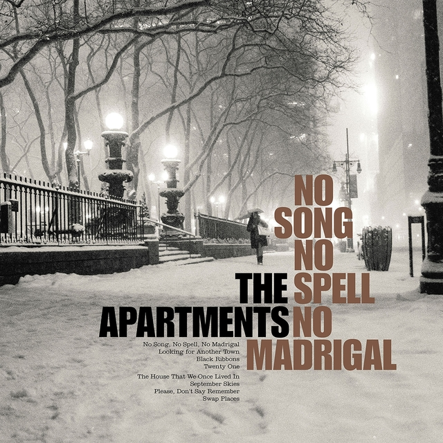 No Song No Spell No Madrigal (Deluxe Edition)