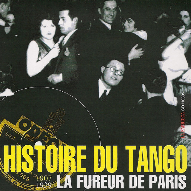 Histoire du tango: La fureur de Paris