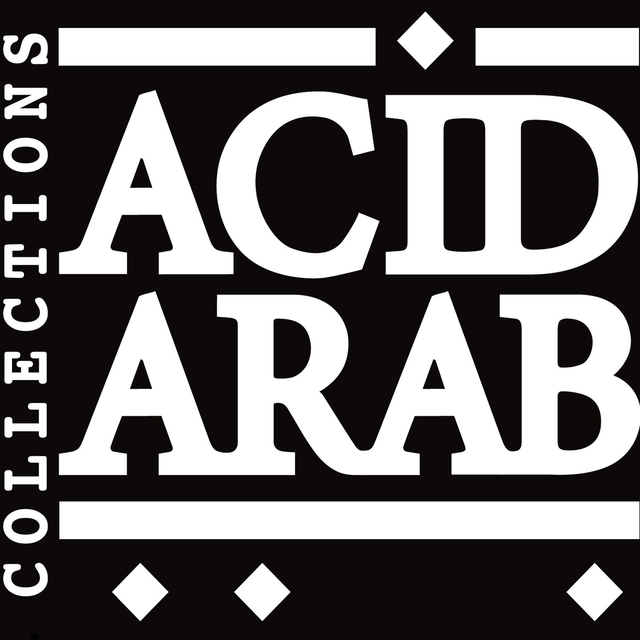 Couverture de Acid Arab Collections